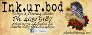InkurBod Offering tattooing and piercing
