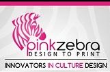 PINK ZEBRA - DESIGN TO PRINT  www.pinkzebradesigns.com.au/pr/