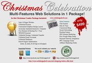 Web Designing Christmas Offers Discount Available!