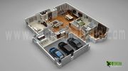 Create 3D Floor Plans the easy way at Low Price - Yantram Studio