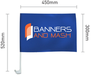Car Flags Banners on Special Events in Australia